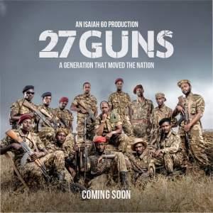 27 Guns -- chaliflani